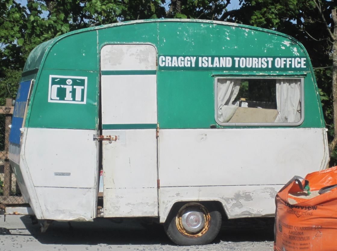 Craggy Island Tourist Office, Inishmore | How's the Serenity?