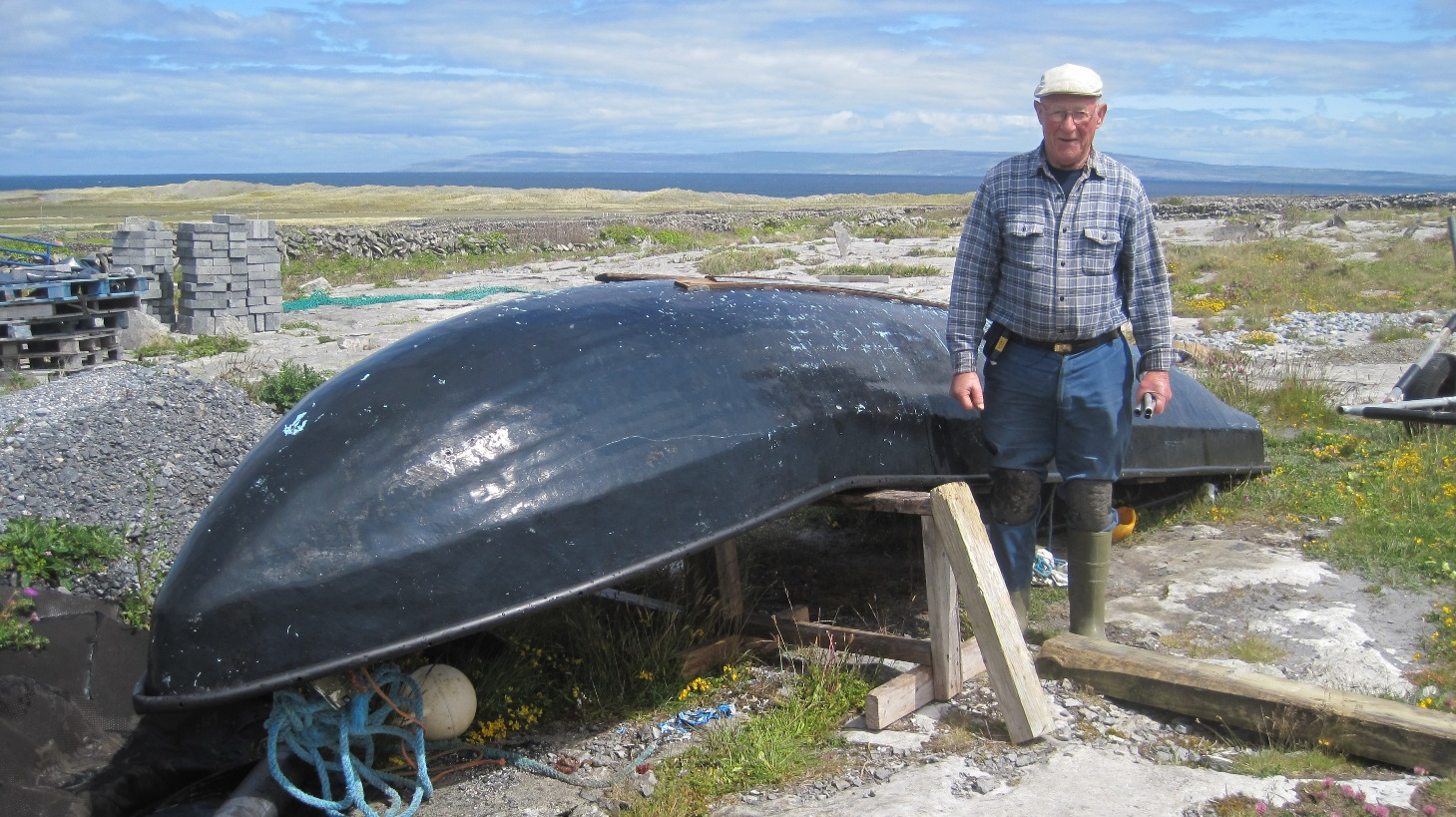 Paraic and the currach (4)