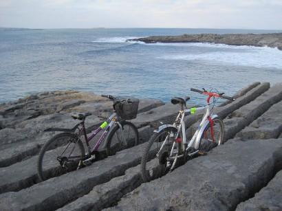 bikes in grikes