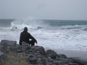 high wind at black beach 14 April 2013 (16)