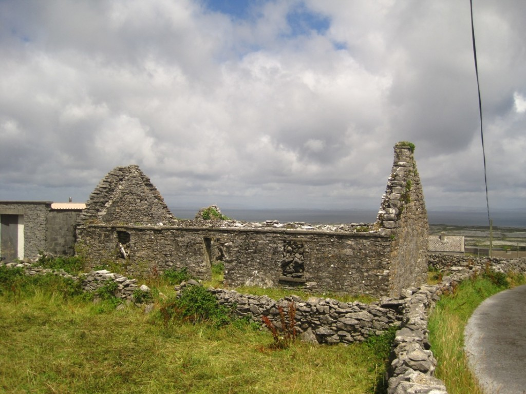 16 July 2014 Inis Meain houses (5)